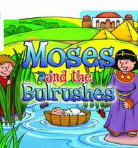 Jacket image for Moses and the Bulrushes