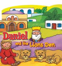 Jacket image for Daniel and the Lion's Den