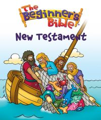 Jacket image for The Beginner's Bible New Testament