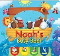 Jacket image for Noah's Busy Boat