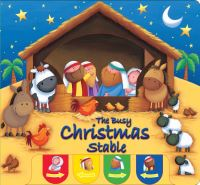 Jacket image for Busy Christmas Stable