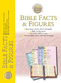 Jacket image for Bible Facts and Figures