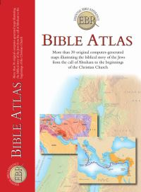 Jacket image for Bible Atlas