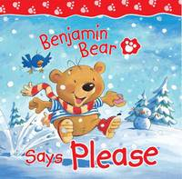Jacket image for Benjamin Bear Says Please
