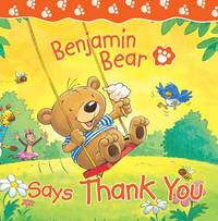 Jacket image for Benjamin Bear Thank You