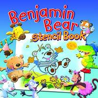 Jacket image for Benjamin Bear Stencil Book