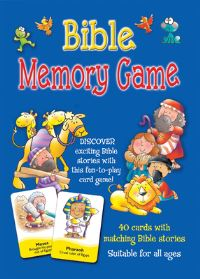 Jacket image for Bible Memory Game