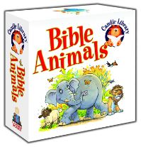 Jacket image for Bible Animals