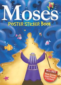 Jacket image for Moses Poster Sticker Book