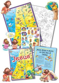 Jacket image for Jesus Activity Pack