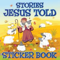 Jacket image for Stories Jesus Told Sticker Book