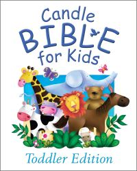 Jacket image for Candle Bible for Kids Toddler Edition