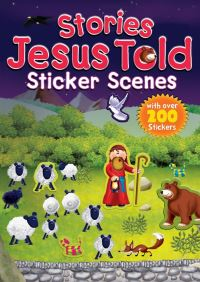 Jacket image for Stories Jesus Told Sticker Scenes
