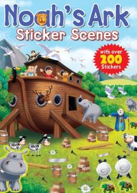 Jacket image for Noah's Ark Sticker Scenes