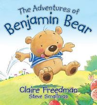 Jacket image for Benjamin Bear's Adventures