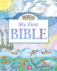 Jacket image for My First Bible