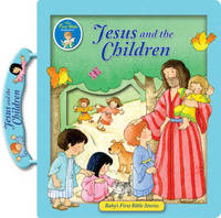 Jacket image for Jesus and the Children