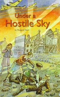 Jacket Image For: Under a hostile sky