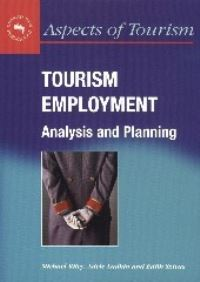 Jacket Image For: Tourism Employment