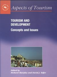 Jacket Image For: Tourism and Development