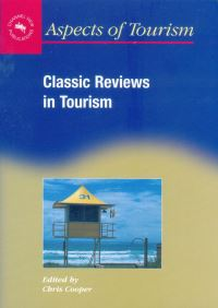 Jacket Image For: Classic Reviews in Tourism
