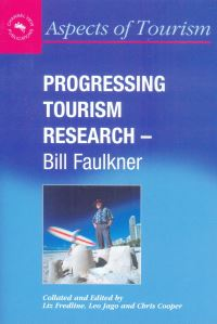Jacket Image For: Progressing Tourism Research - Bill Faulkner