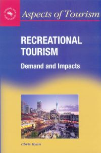 Jacket Image For: Recreational Tourism