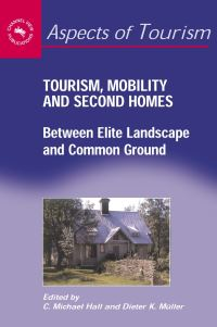 Jacket Image For: Tourism, Mobility and Second Homes