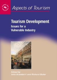 Jacket Image For: Tourism Development