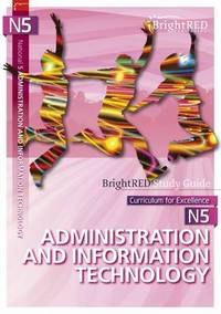 Jacket Image For: Administration and IT. N5