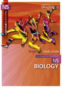 Jacket Image For: BrightRED Study Guide: National 5 Biology