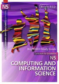 Jacket Image For: N5 computing science
