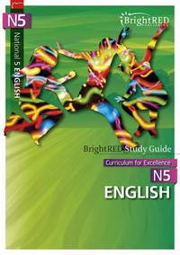 Jacket Image For: National 5 English study guide