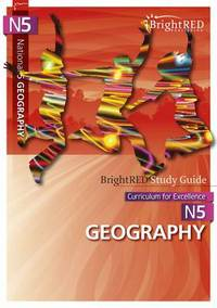 Jacket Image For: National 5 geography study guide