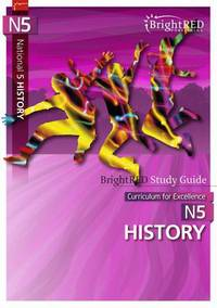 Jacket Image For: National 5 history - Scotland study guide