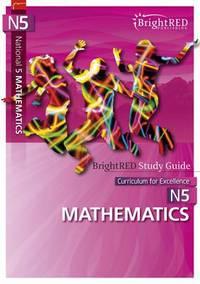 Jacket Image For: National 5 mathematics study guide