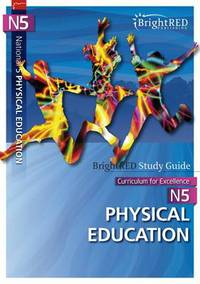 Jacket Image For: National 5 physical education study guide