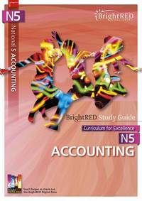 Jacket Image For: N5 accounting