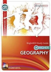 Jacket Image For: Geography. CfE Higher