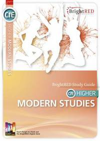 Jacket Image For: Modern studies. CfE Higher