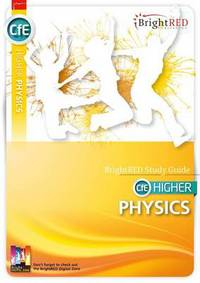 Jacket Image For: Physics. CfE Higher