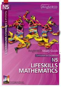 Jacket Image For: Curriculum for Excellence N5. Applications of mathematics