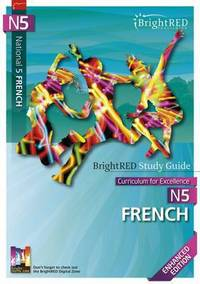 Jacket Image For: Curriculum for Excellence N5. French