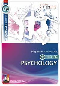 Jacket Image For: CfE Higher psychology