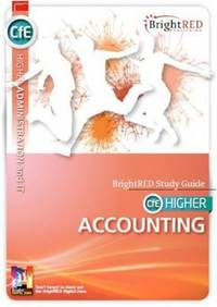 Jacket Image For: CfE Higher accounting