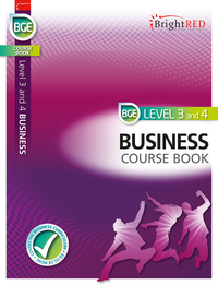 Jacket Image For: BGE Level 3 and 4 Business Course Book