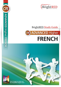 Jacket Image For: Advanced Higher French