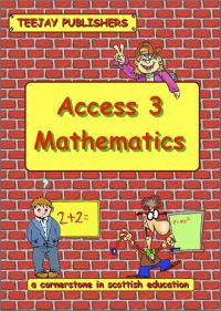 Jacket Image For: TeeJay Access 3 Mathematics
