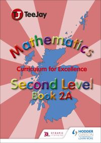 Jacket Image For: TeeJay Mathematics CfE Second Level Book 2A