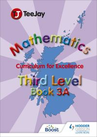 Jacket Image For: TeeJay Mathematics CfE Third Level Book 3A